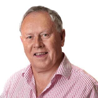 Meet Bruce Sheridan - Board member